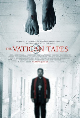 Images of The Vatican Tapes | 256x380