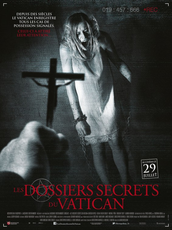 The Vatican Tapes Pics, Movie Collection