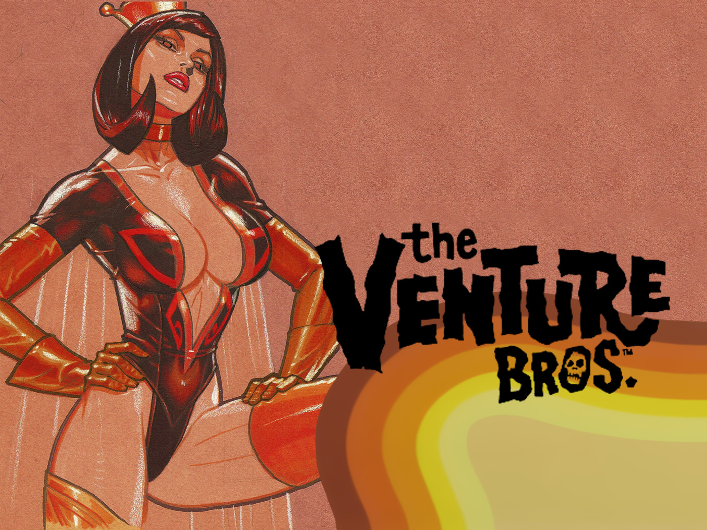 HD Quality Wallpaper | Collection: Cartoon, 1400x1050 The Venture Brothers