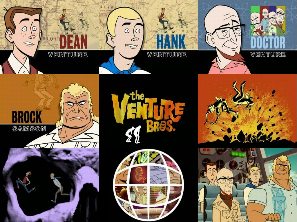 HQ The Venture Brothers Wallpapers | File 159.57Kb
