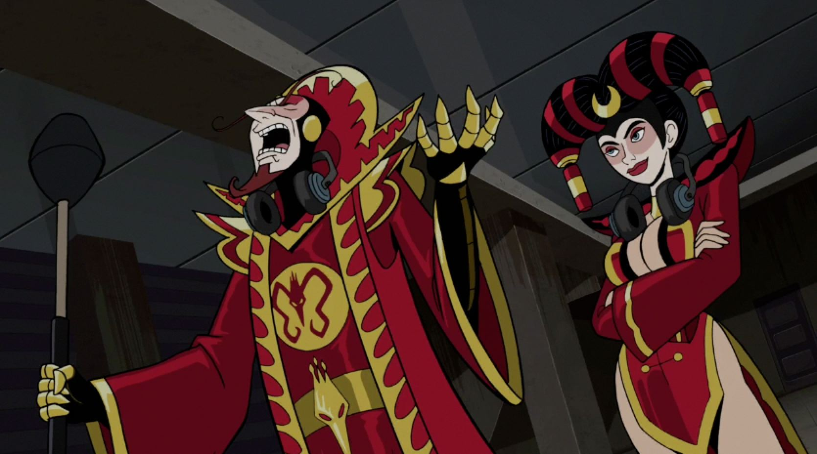 The Venture Brothers Pics, Cartoon Collection
