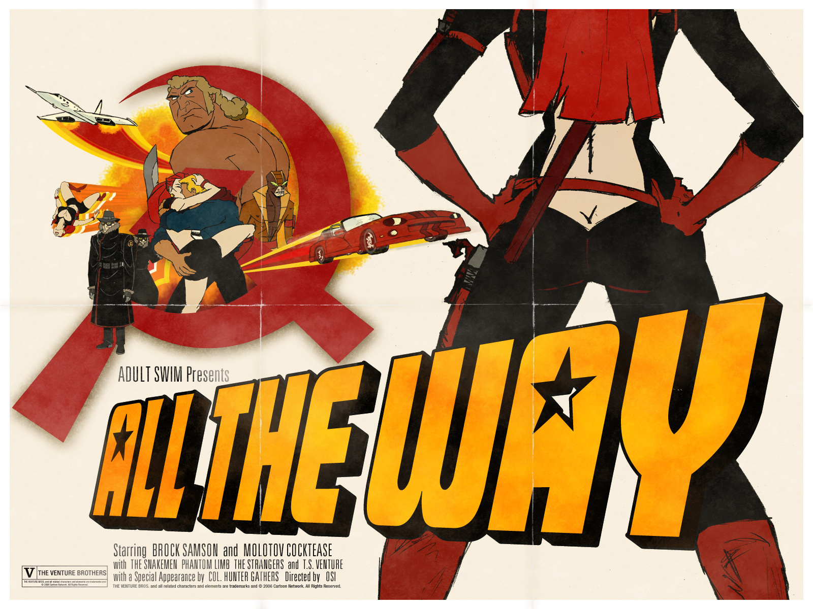 High Resolution Wallpaper | The Venture Brothers 1600x1200 px