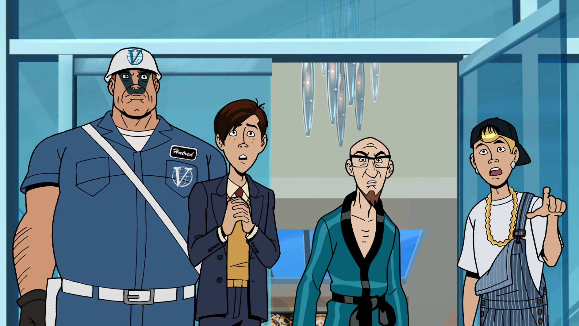The Venture Brothers High Quality Background on Wallpapers Vista