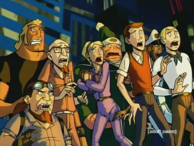 The Venture Brothers Backgrounds on Wallpapers Vista