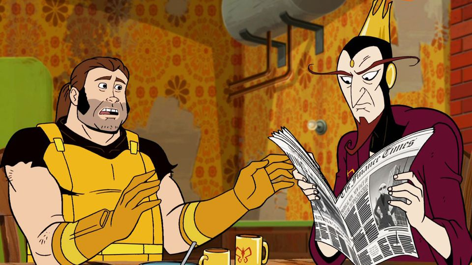 Images of The Venture Brothers | 960x540