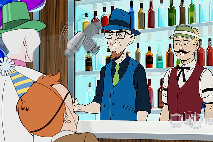 Images of The Venture Brothers | 720x480
