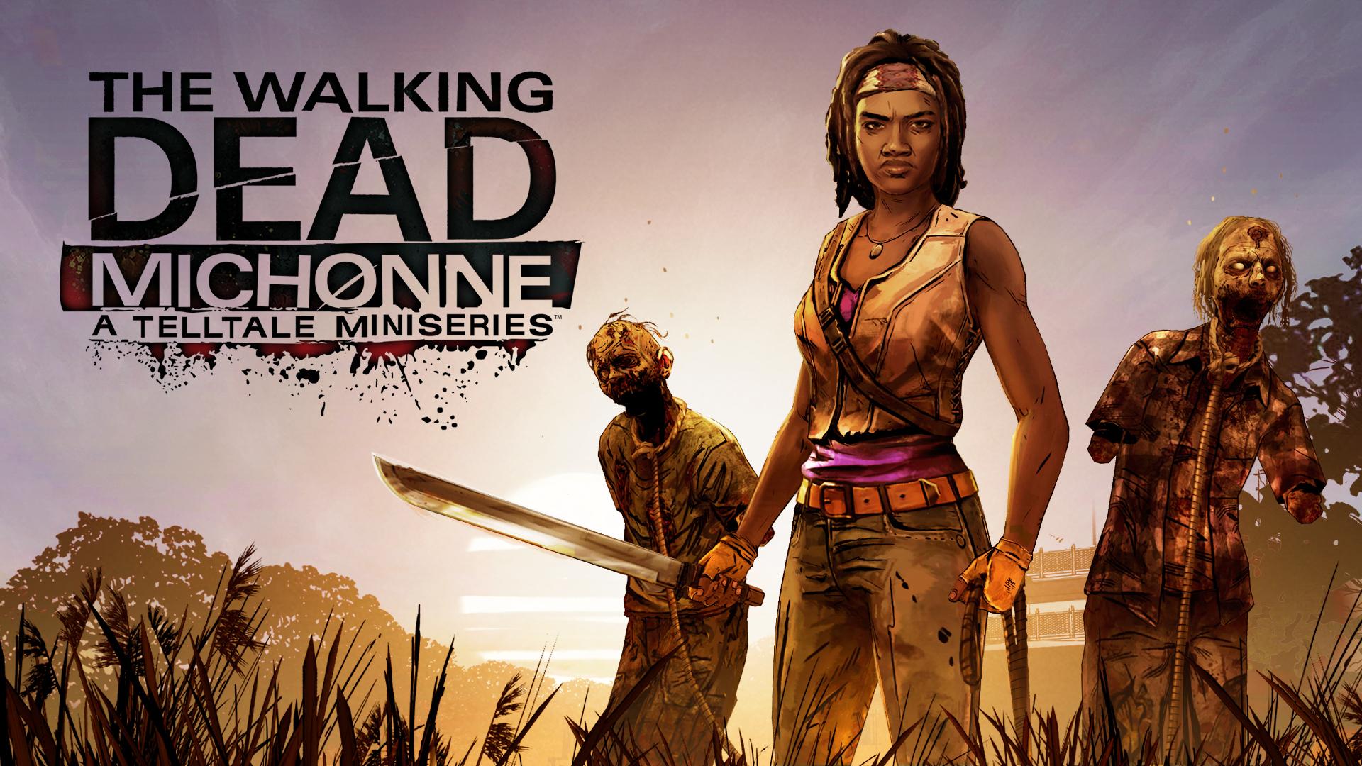 Most Viewed The Walking Dead Michonne Wallpapers 4k Wallpapers