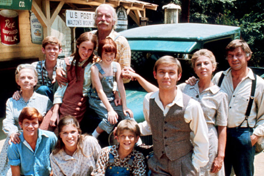 853x570 > The Waltons Wallpapers