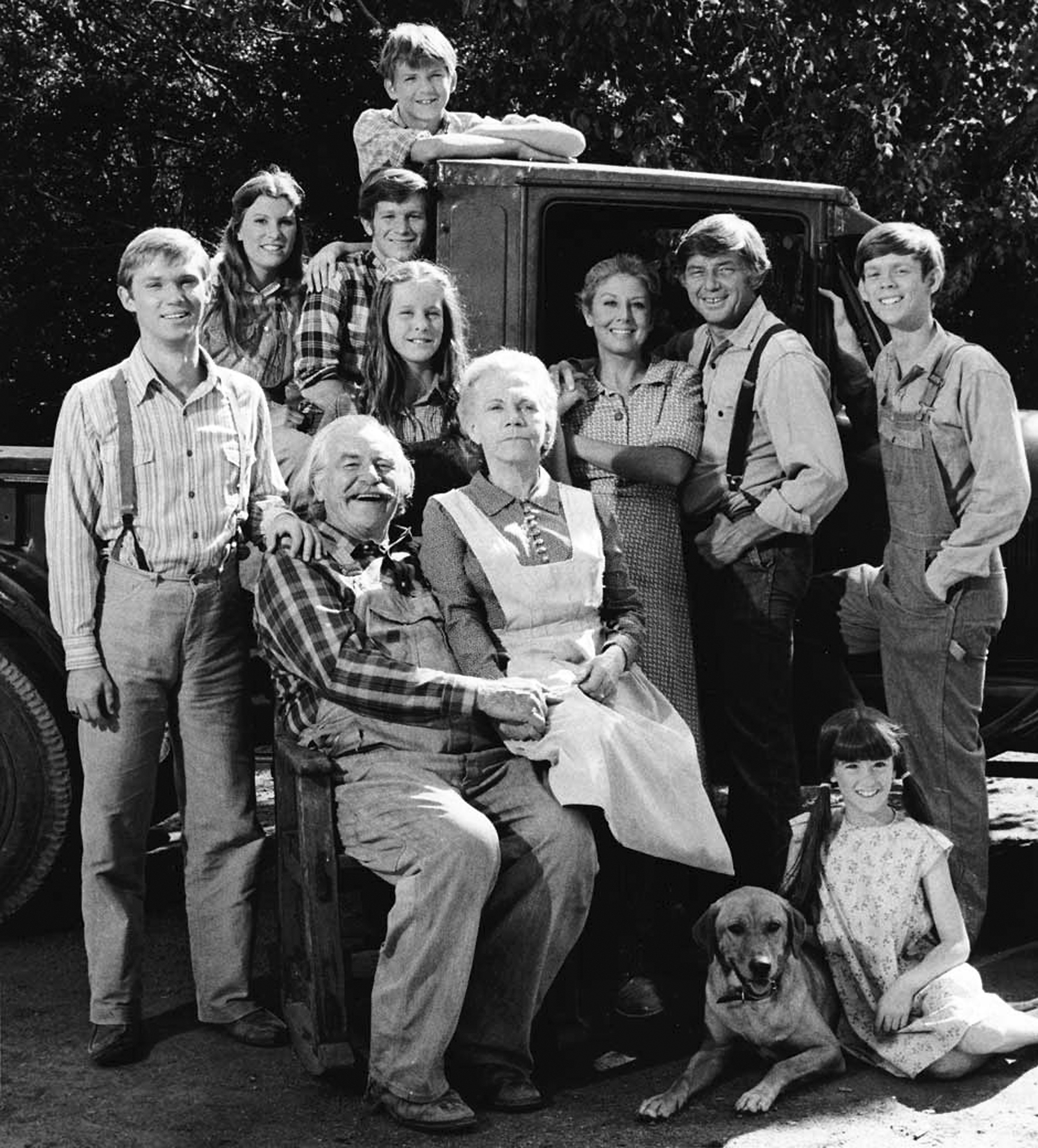 Nice wallpapers The Waltons 1958x2167px