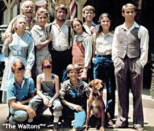 Images of The Waltons | 300x255