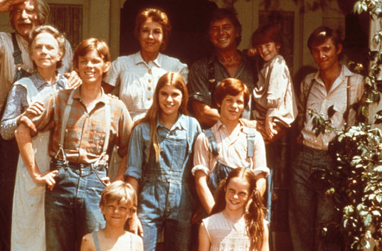 Nice wallpapers The Waltons 537x353px