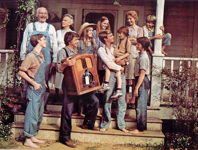 High Resolution Wallpaper | The Waltons 648x492 px