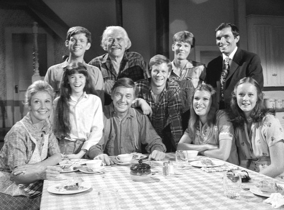 Nice wallpapers The Waltons 560x415px
