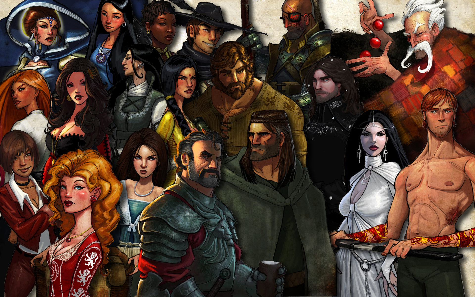 1920x1200 > The Wheel Of Time Wallpapers