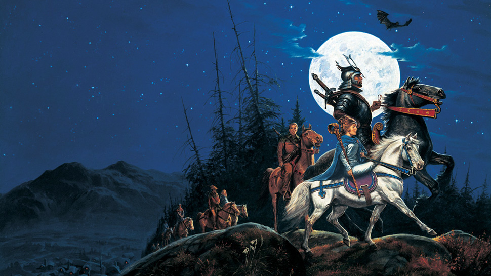 HD Quality Wallpaper | Collection: Fantasy, 970x545 The Wheel Of Time