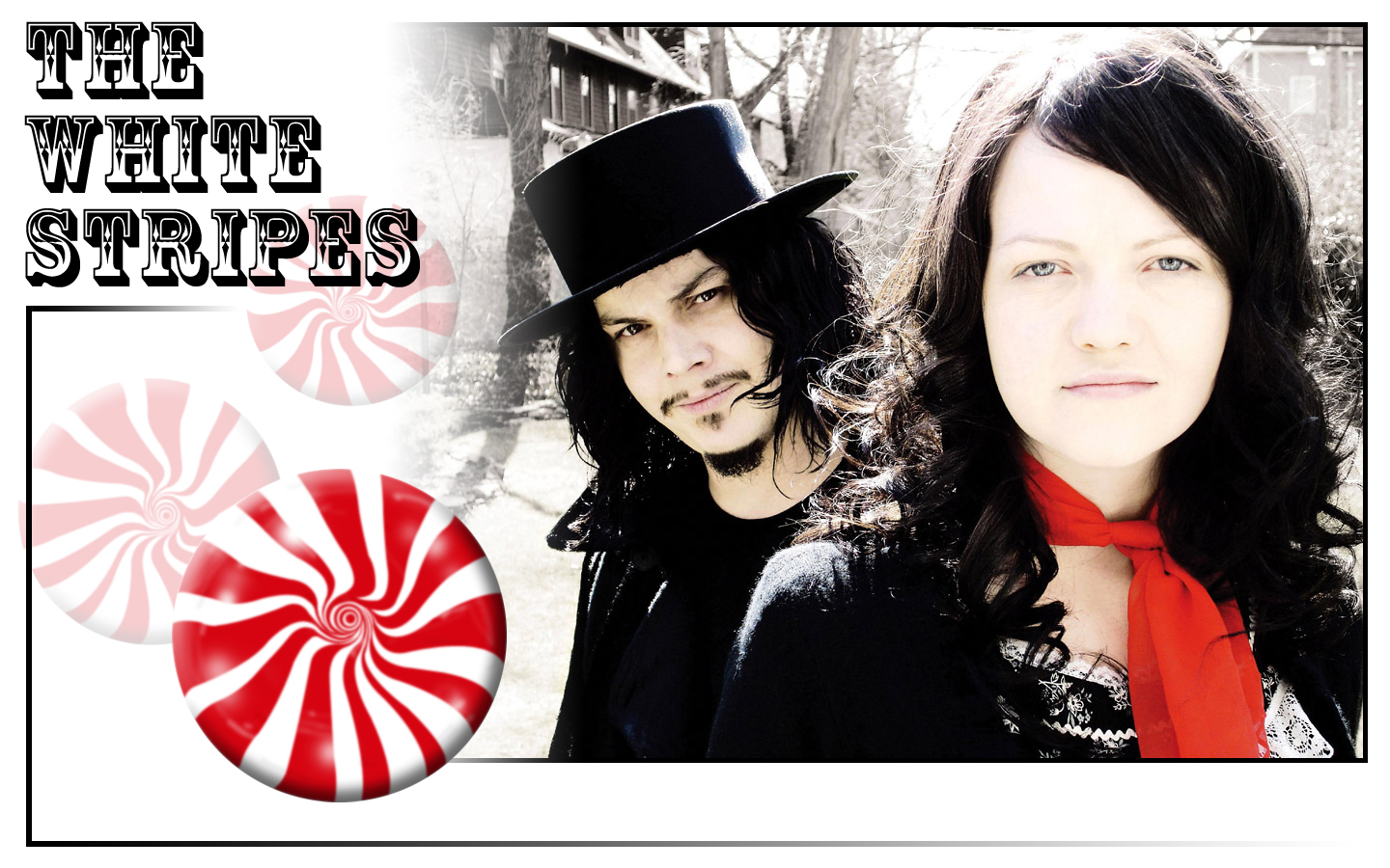 Images of White Stripes | 1440x900