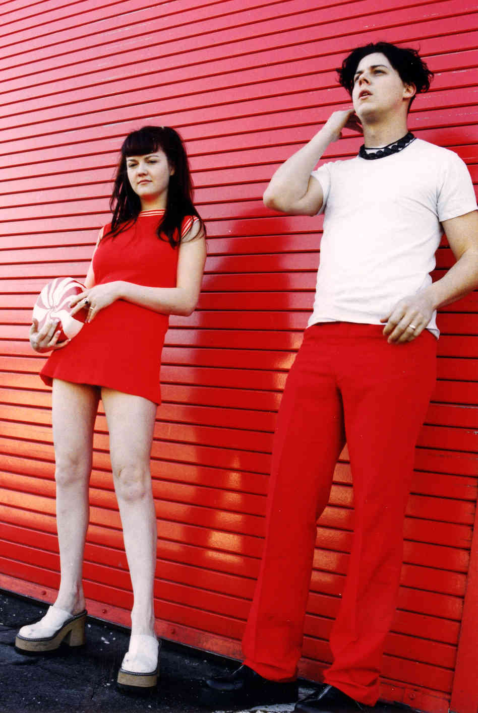Nice Images Collection: White Stripes Desktop Wallpapers