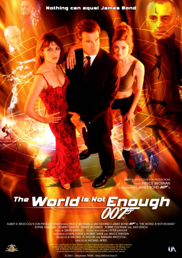 007: The World Is Not Enough Backgrounds on Wallpapers Vista