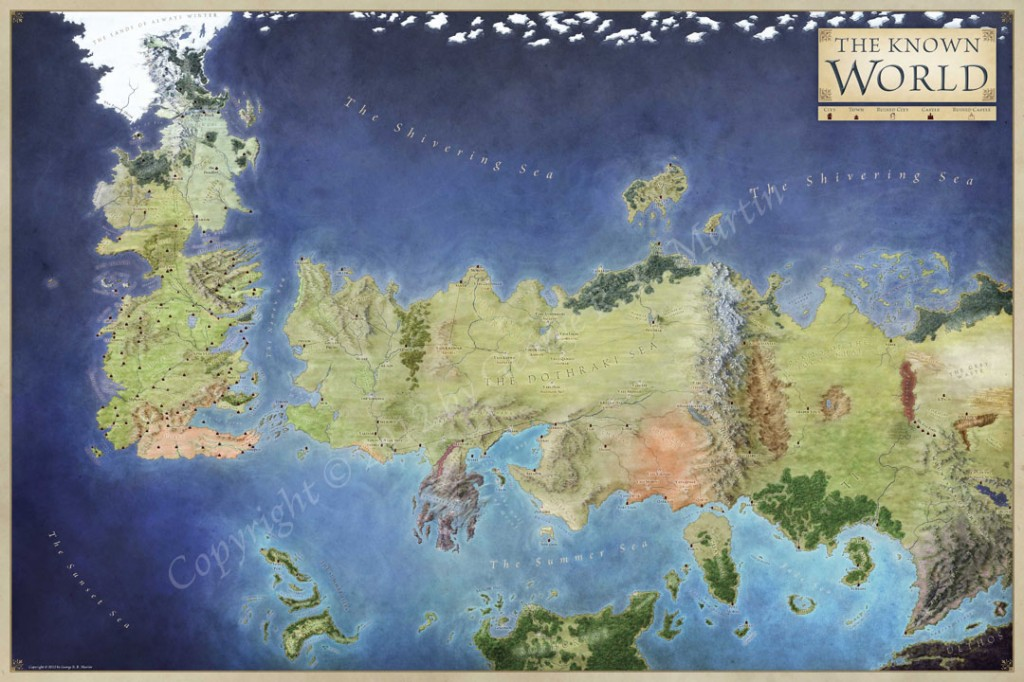 1024x682 > The World Of Ice & Fire Wallpapers