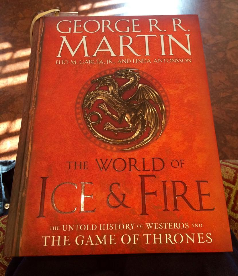 Nice Images Collection: The World Of Ice & Fire Desktop Wallpapers