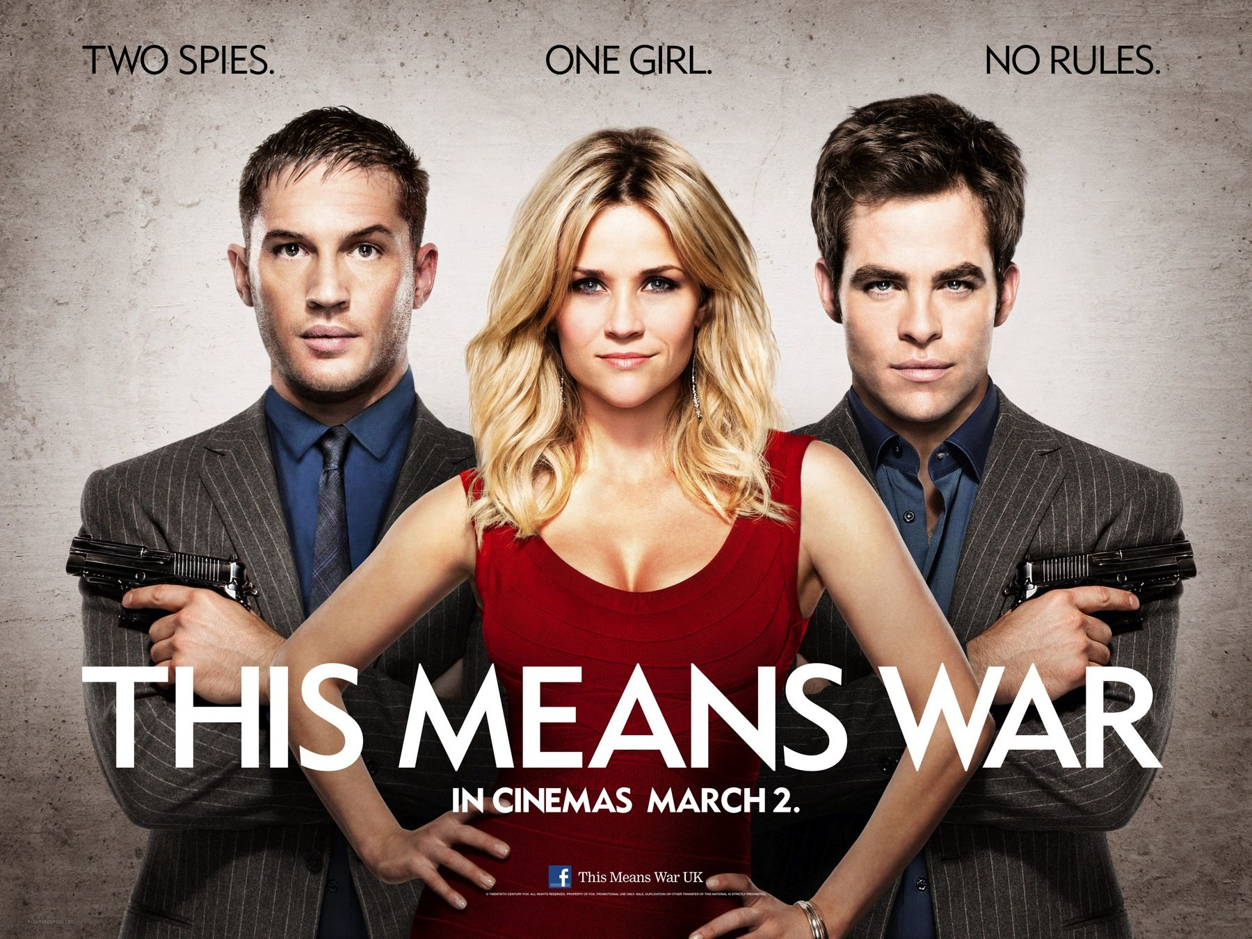 Nice wallpapers This Means War 1800x1350px