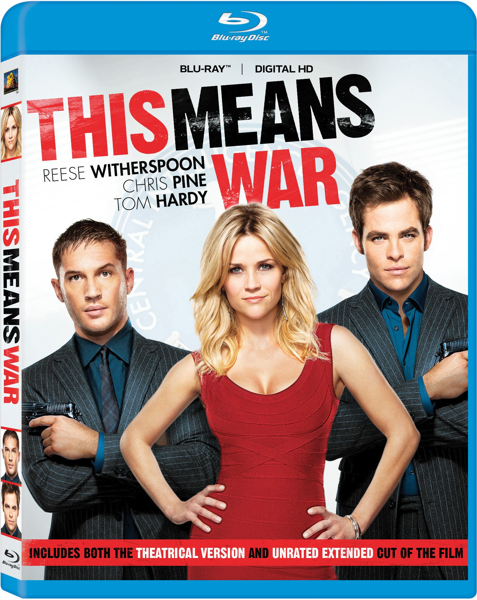 Images of This Means War | 1592x2000