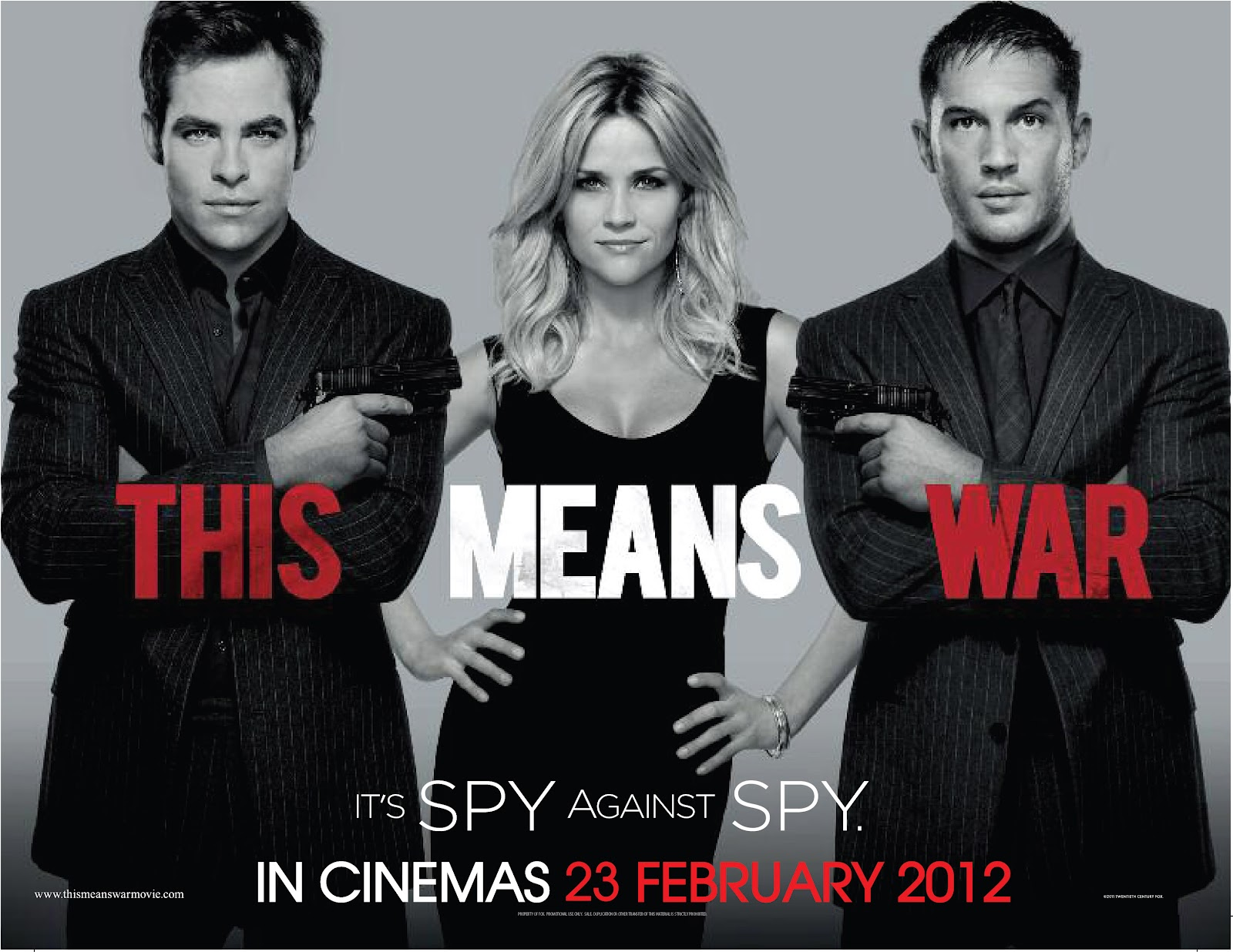 Nice wallpapers This Means War 1600x1236px