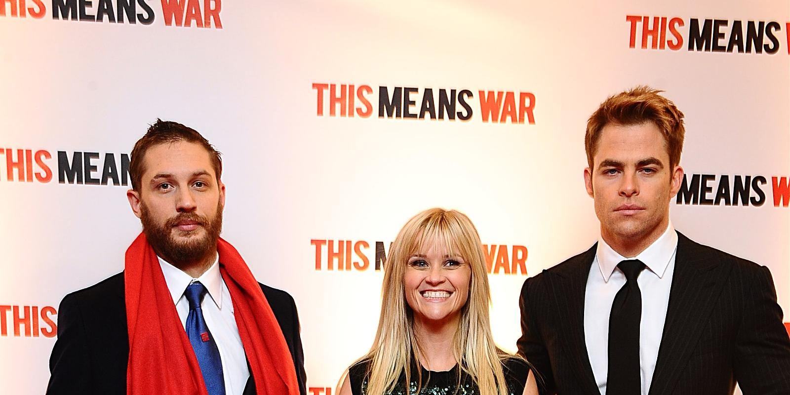 Amazing This Means War Pictures & Backgrounds