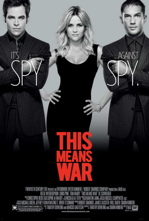 HD Quality Wallpaper | Collection: Movie, 290x430 This Means War