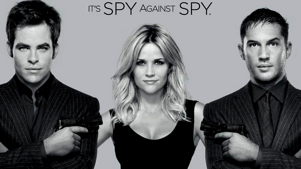 This Means War Pics, Movie Collection