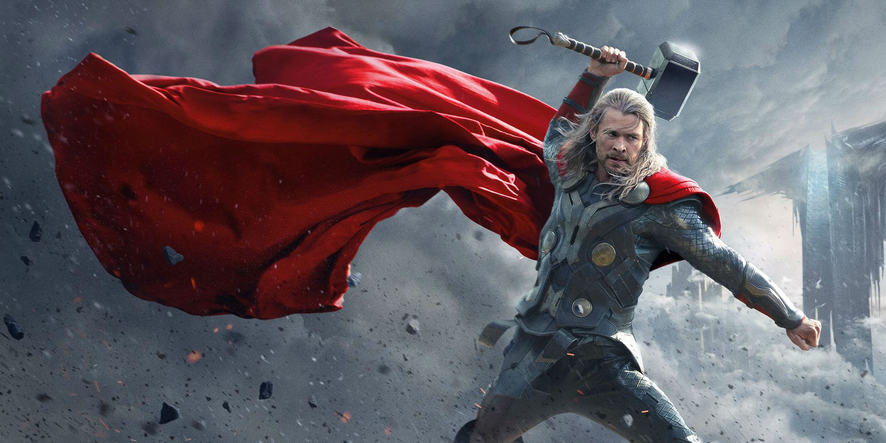Thor Backgrounds, Compatible - PC, Mobile, Gadgets| 3000x1500 px