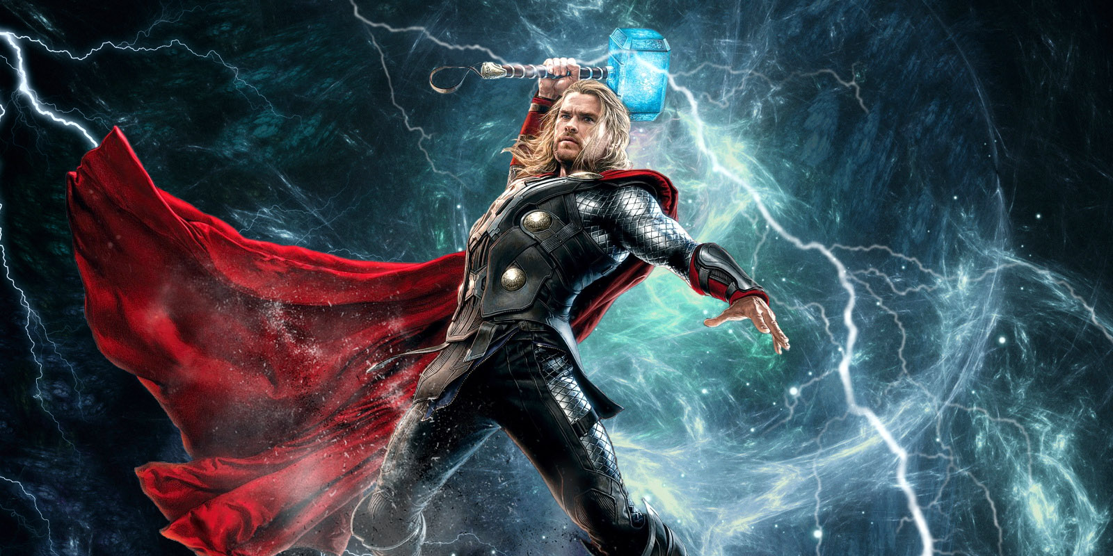 High Resolution Wallpaper | Thor 1600x800 px