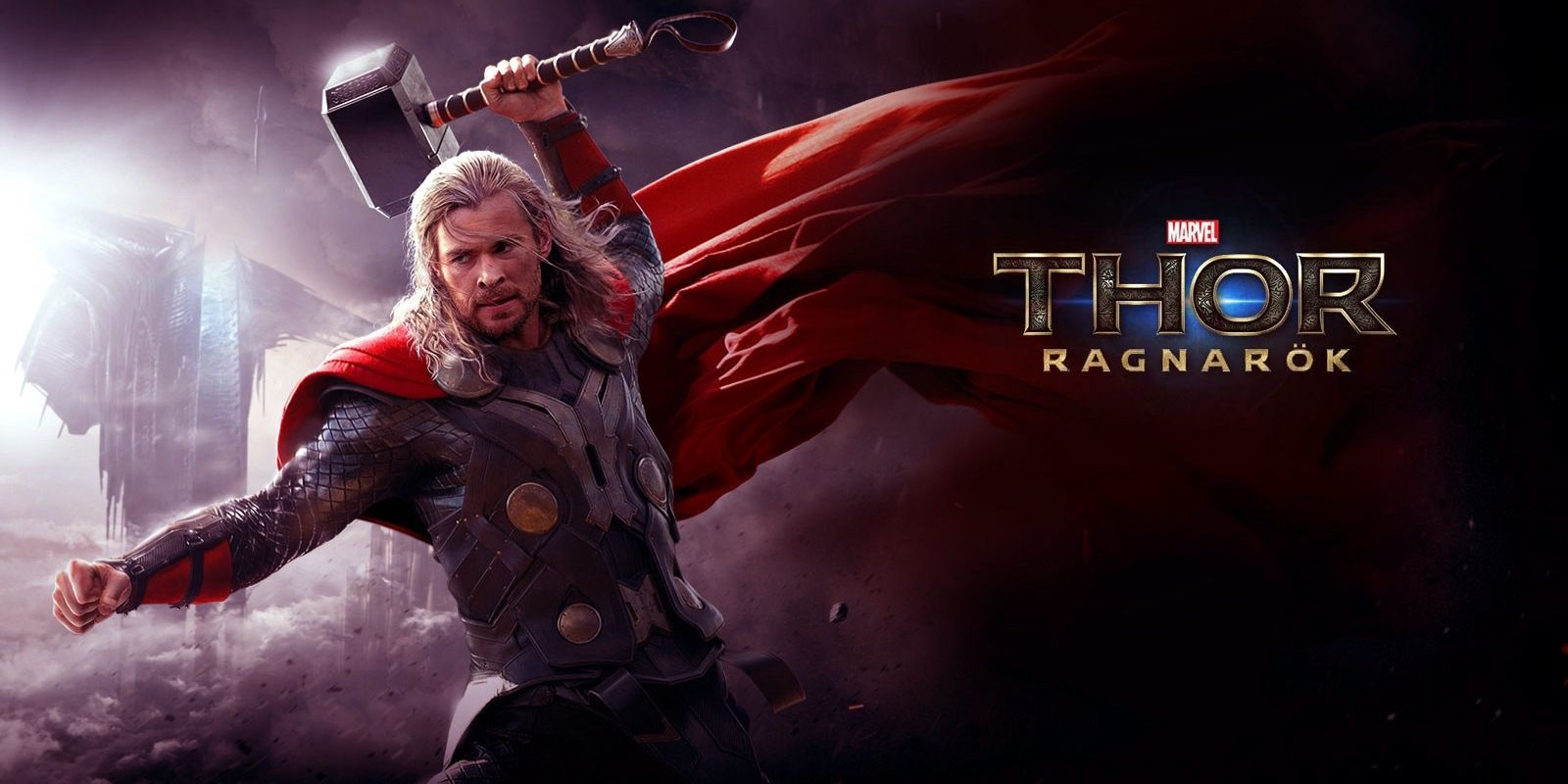 HD Quality Wallpaper | Collection: Movie, 1600x800 Thor: Ragnarok