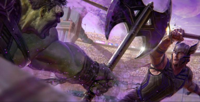 768x392 > Thor: Ragnarok Wallpapers