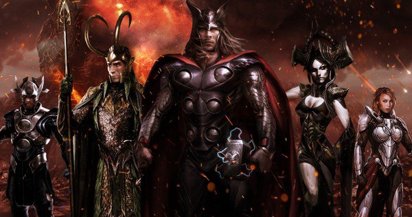 600x316 > Thor: Ragnarok Wallpapers