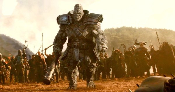 Nice Images Collection: Thor: Ragnarok Desktop Wallpapers