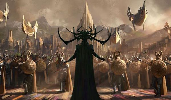 600x350 > Thor: Ragnarok Wallpapers