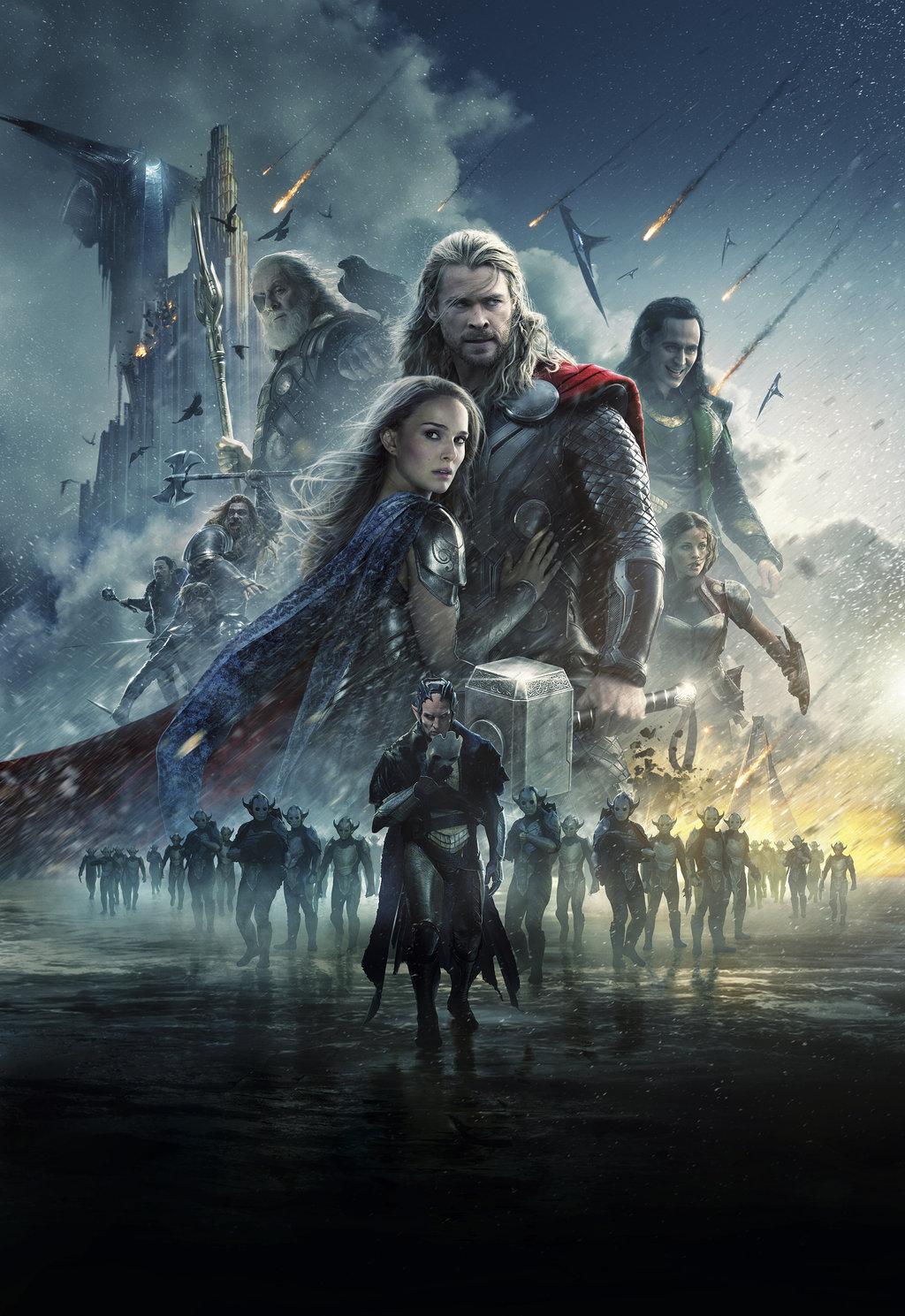 Thor The Dark World Wallpapers Movie Hq Thor The Dark World