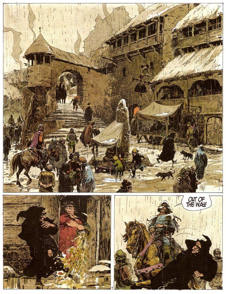 Thorgal Pics, Comics Collection