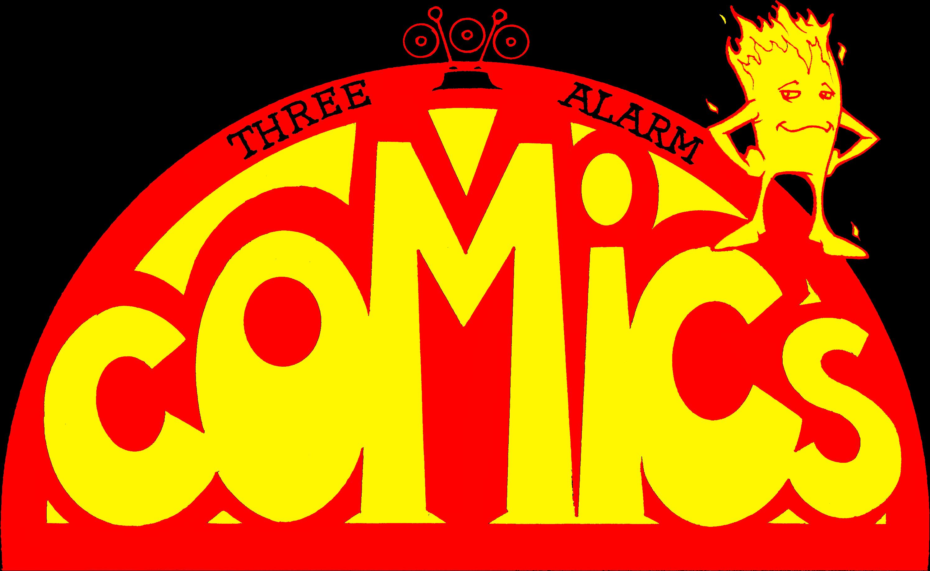 HD Quality Wallpaper | Collection: Comics, 2991x1836 Three Alarm Comics