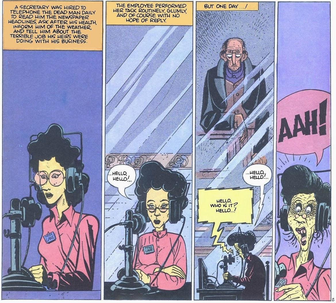 Three Alarm Comics Pics, Comics Collection