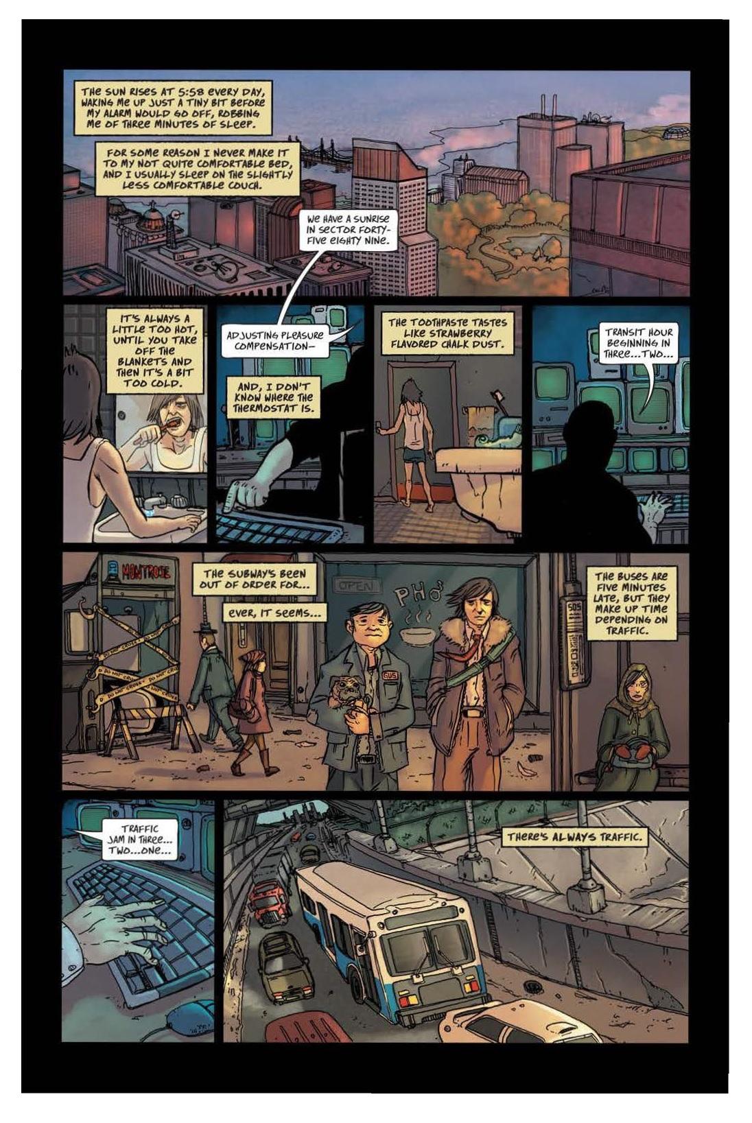 Images of Three Alarm Comics | 1096x1637