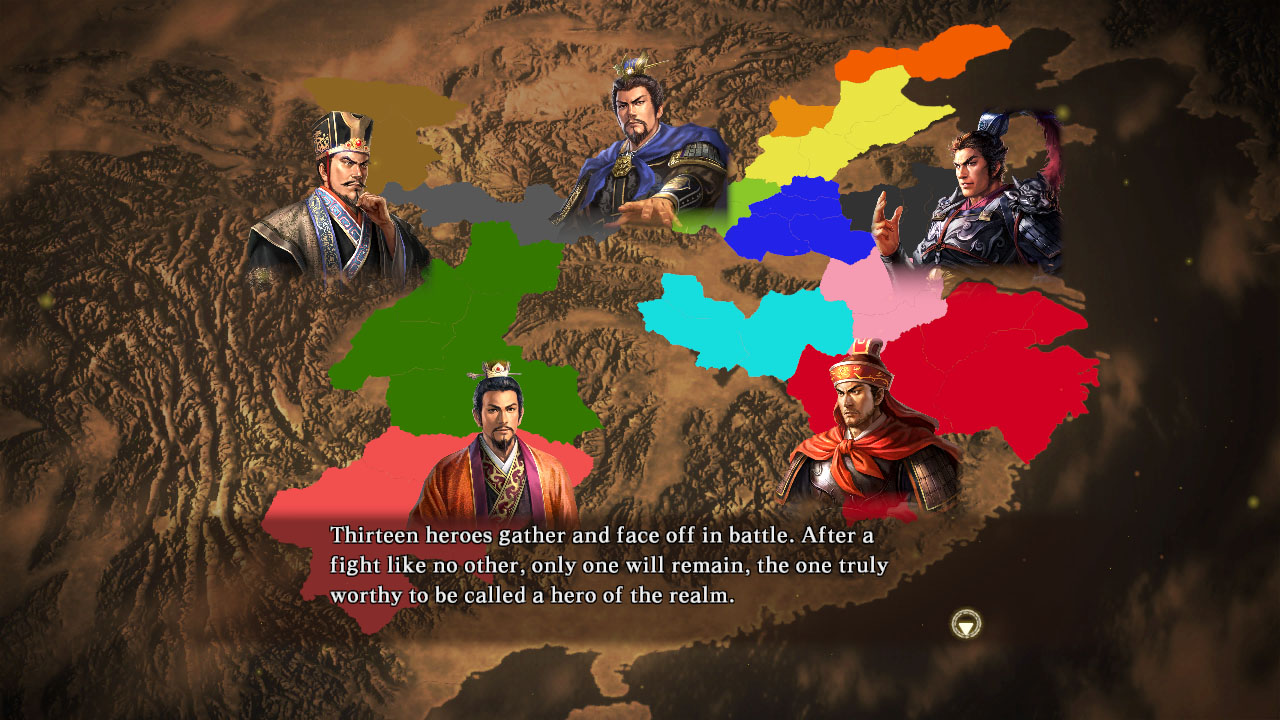 HD Quality Wallpaper | Collection: Video Game, 1280x720 Three Kingdoms