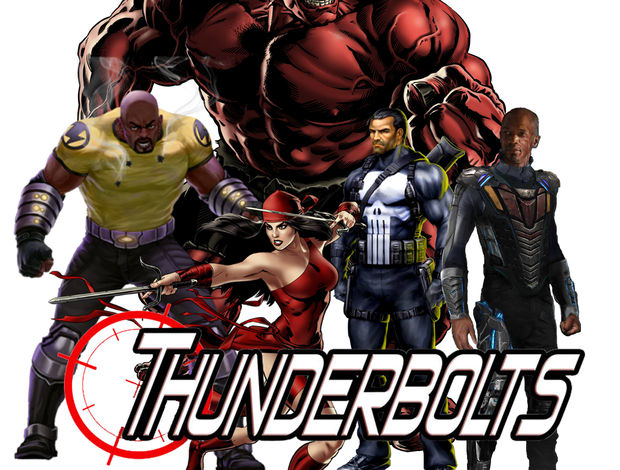 High Resolution Wallpaper | Thunderbolts 620x470 px