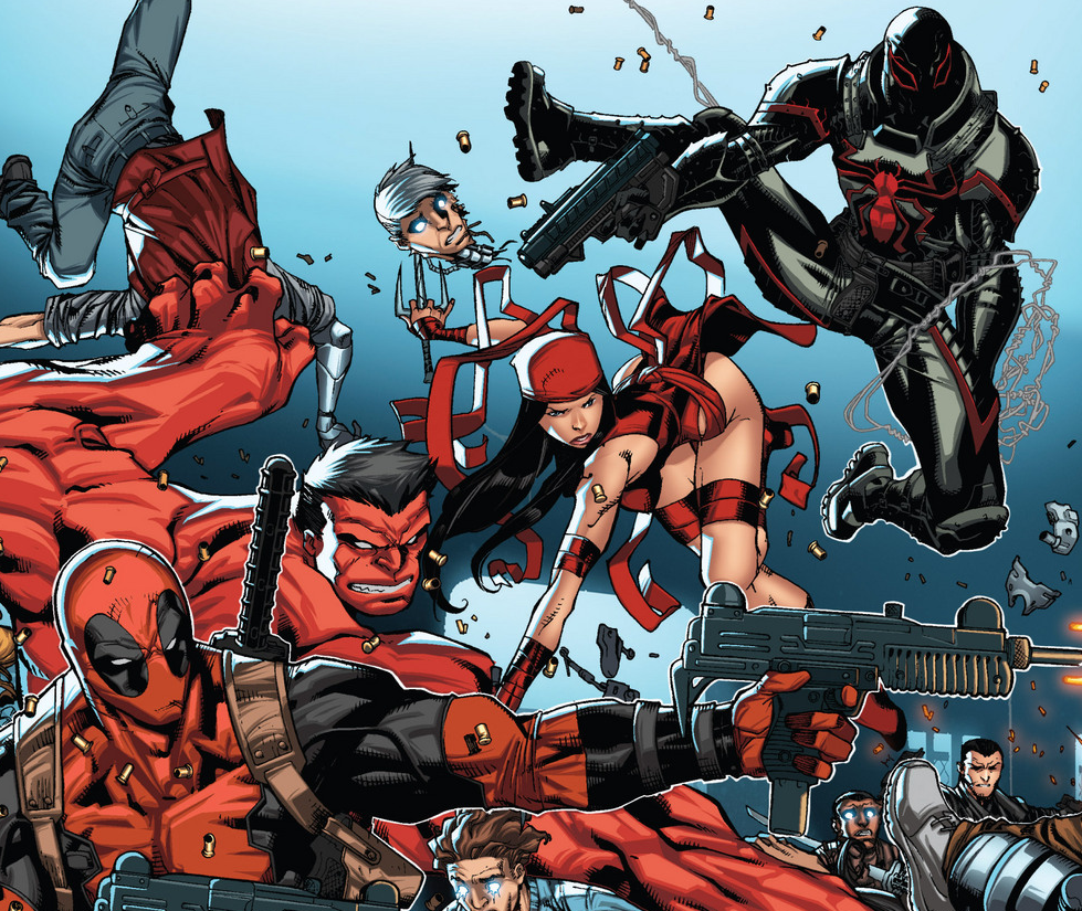 HQ Thunderbolts Wallpapers | File 1389.65Kb