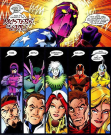 Thunderbolts Backgrounds, Compatible - PC, Mobile, Gadgets| 220x267 px