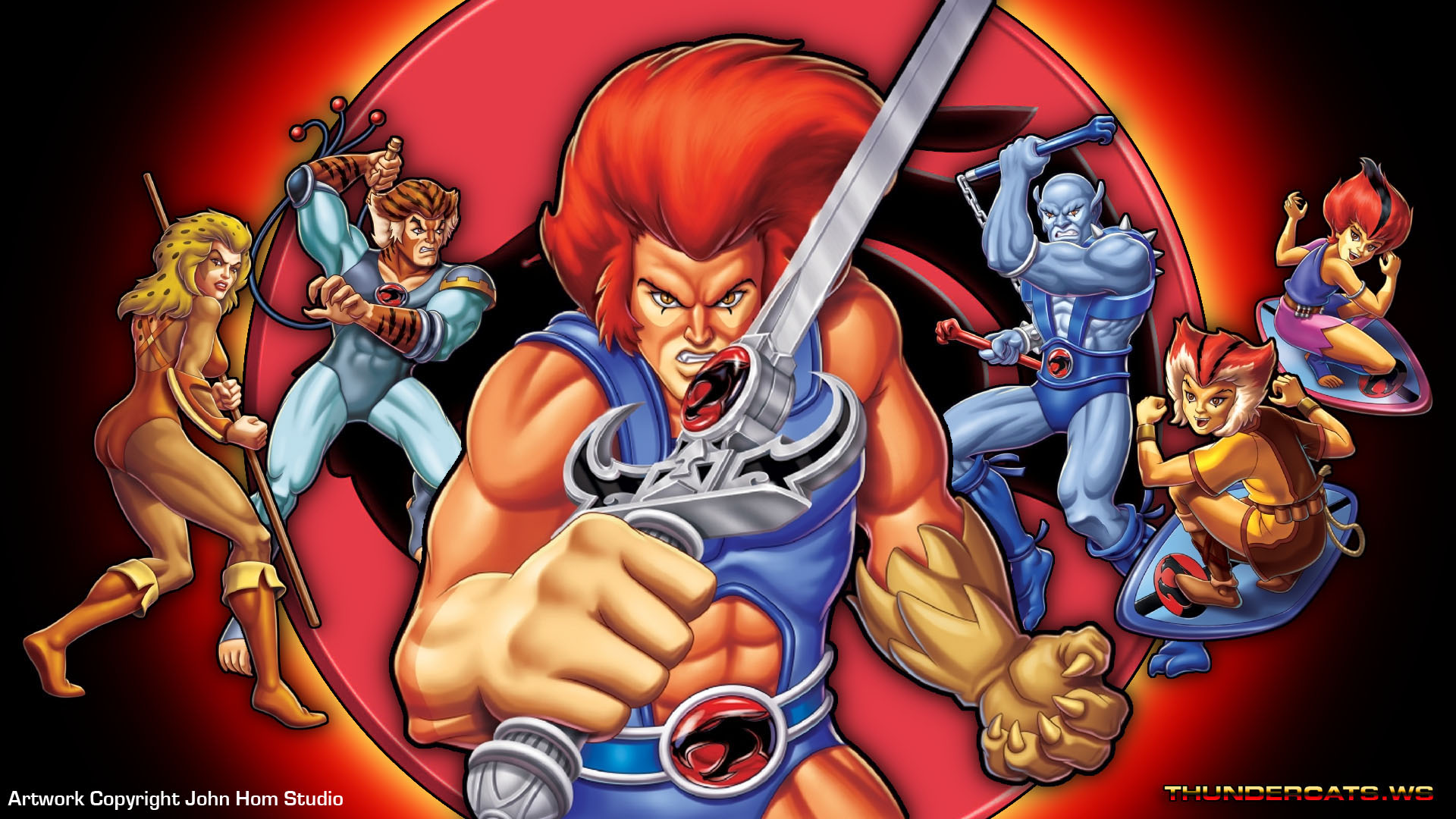 Thundercats Pics, Video Game Collection