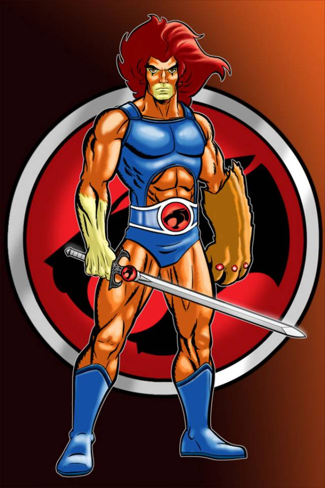 Nice wallpapers Thundercats 640x960px