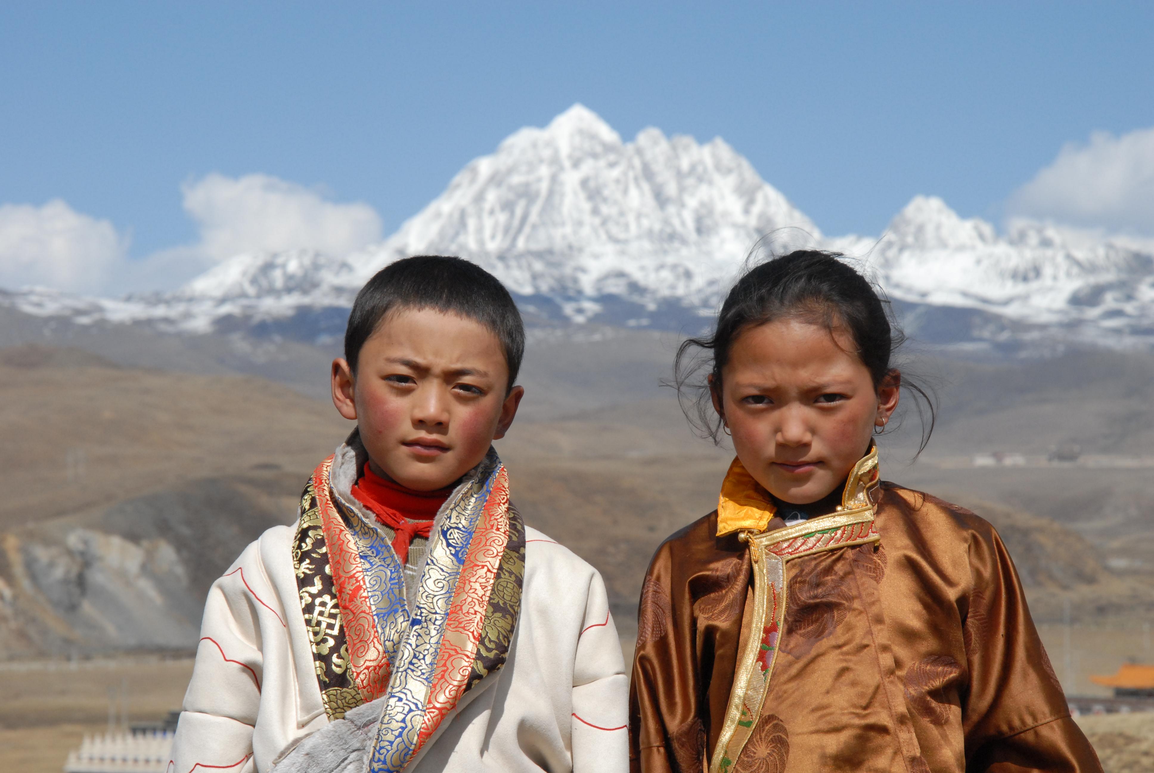 HD Quality Wallpaper | Collection: Artistic, 3872x2592 Tibetan