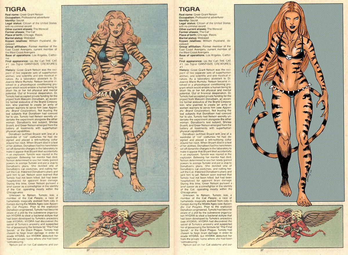 Tigra #3